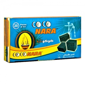 Coco Nara Natural Hookah Coals (20 PCS)