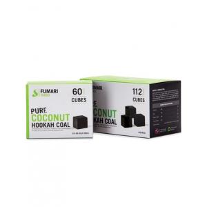 Fumari Fuoco Coconut Hookah Charcoal (60 & 112 PCS)