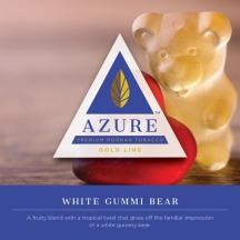 Azure-Gold-white-gummi-bear-250g