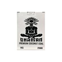 Shaman Hookah Coal 1kg - 25mm